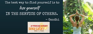 AYP Facebook banner with A'frican Event Logo